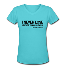 Never Lose-Mandela - aqua