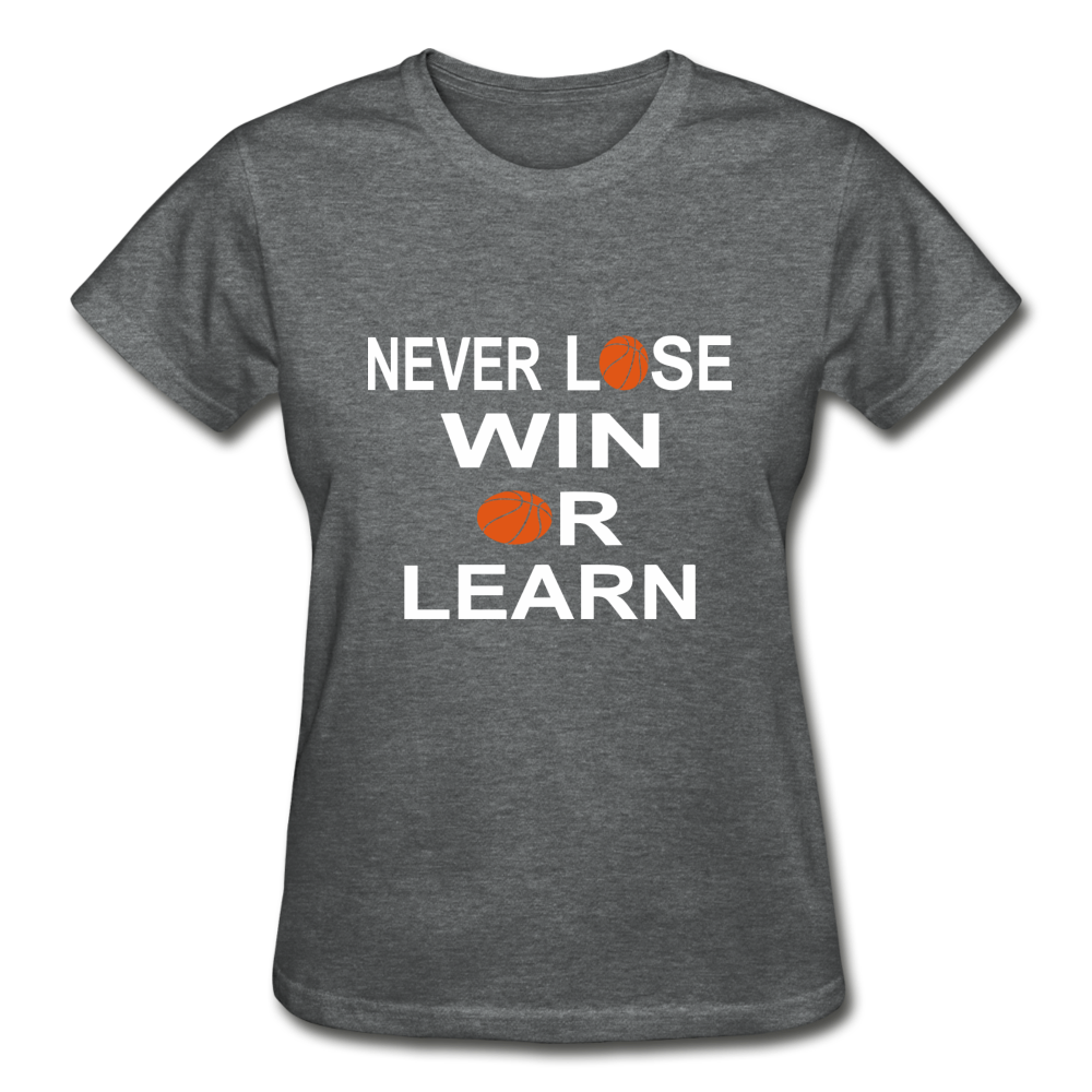 Never Lose Basketball - deep heather