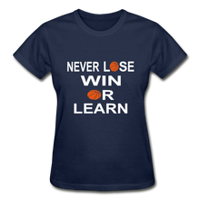 Never Lose Basketball - navy