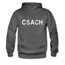 Money Coach - charcoal gray