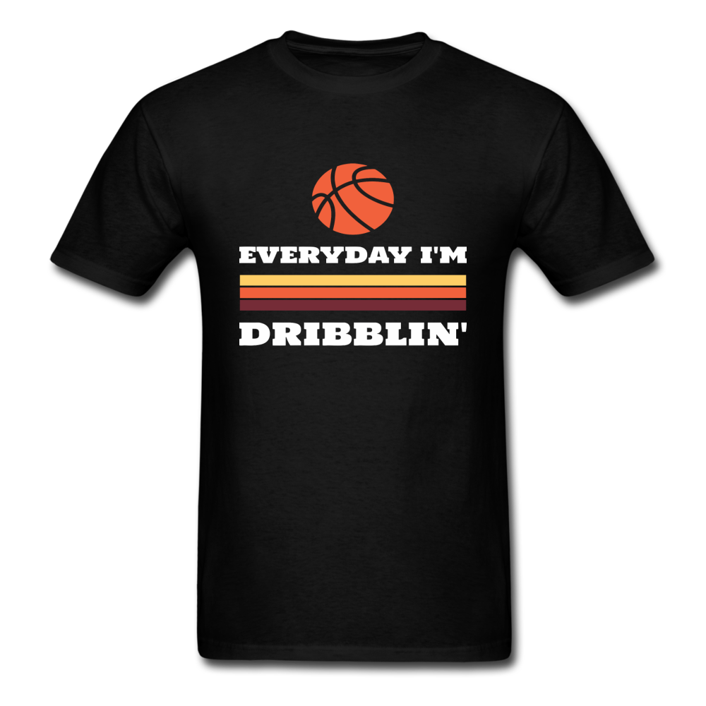 Everyday I'm Dribblin - black