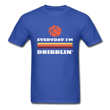 Everyday I'm Dribblin - royal blue