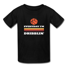Everyday I'm Dribblin (kids) - black