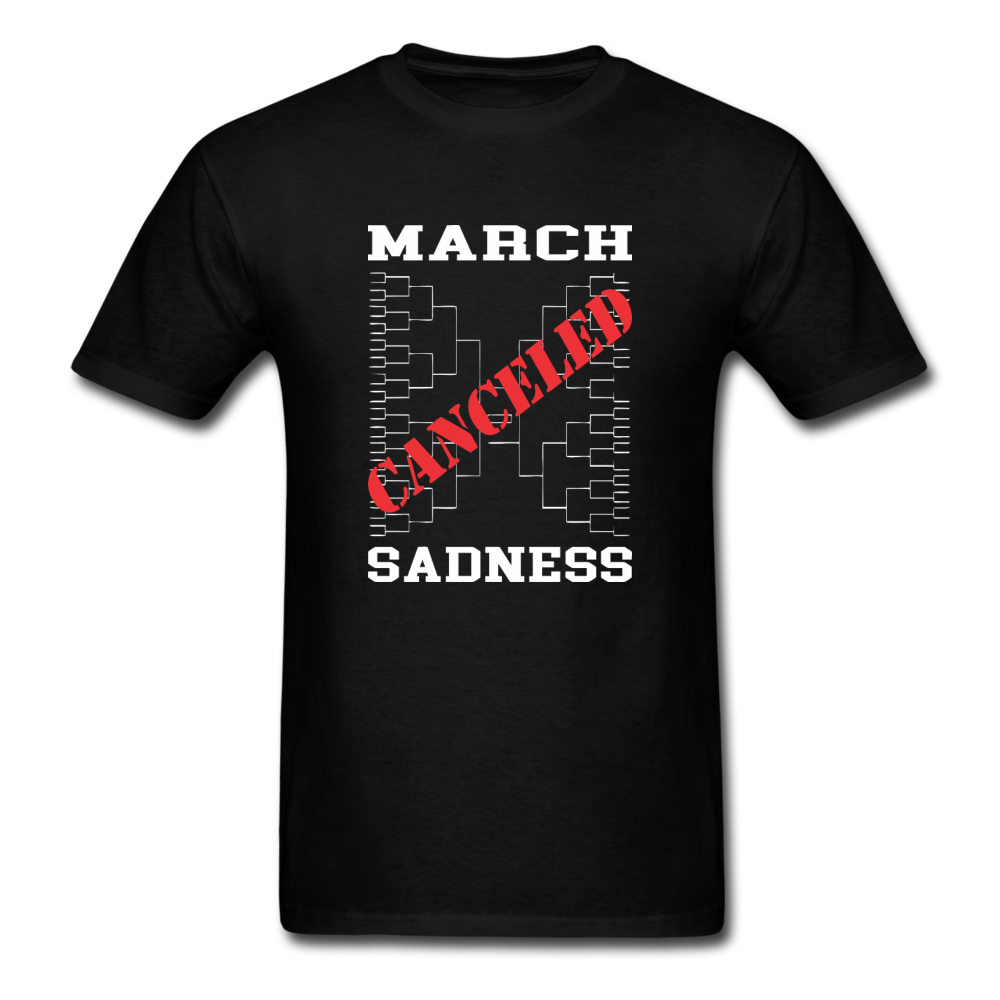March Sadness-2020 - black