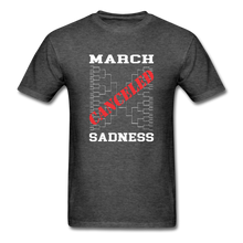 March Sadness-2020 - heather black