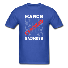 March Sadness-2020 - royal blue