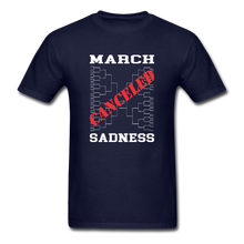 March Sadness-2020 - navy