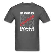 2020 March Madness-Canceled - charcoal