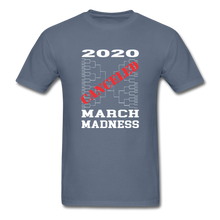 2020 March Madness-Canceled - denim
