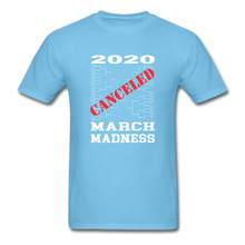 2020 March Madness-Canceled - aquatic blue