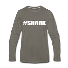 #SHARK - asphalt gray