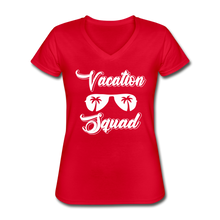 Vacation Squad - red