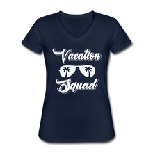 Vacation Squad - navy