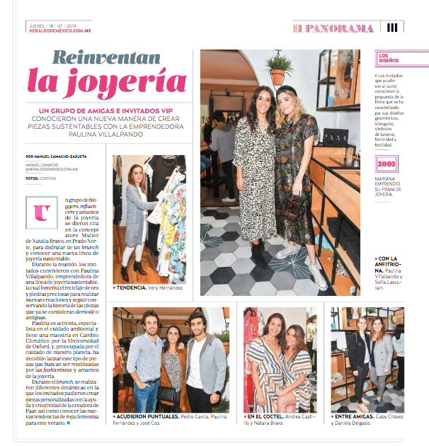 Heraldo Mexico (Jun 2019)