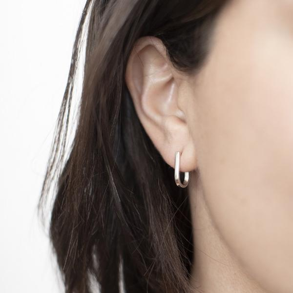 Camila Earrings Silver