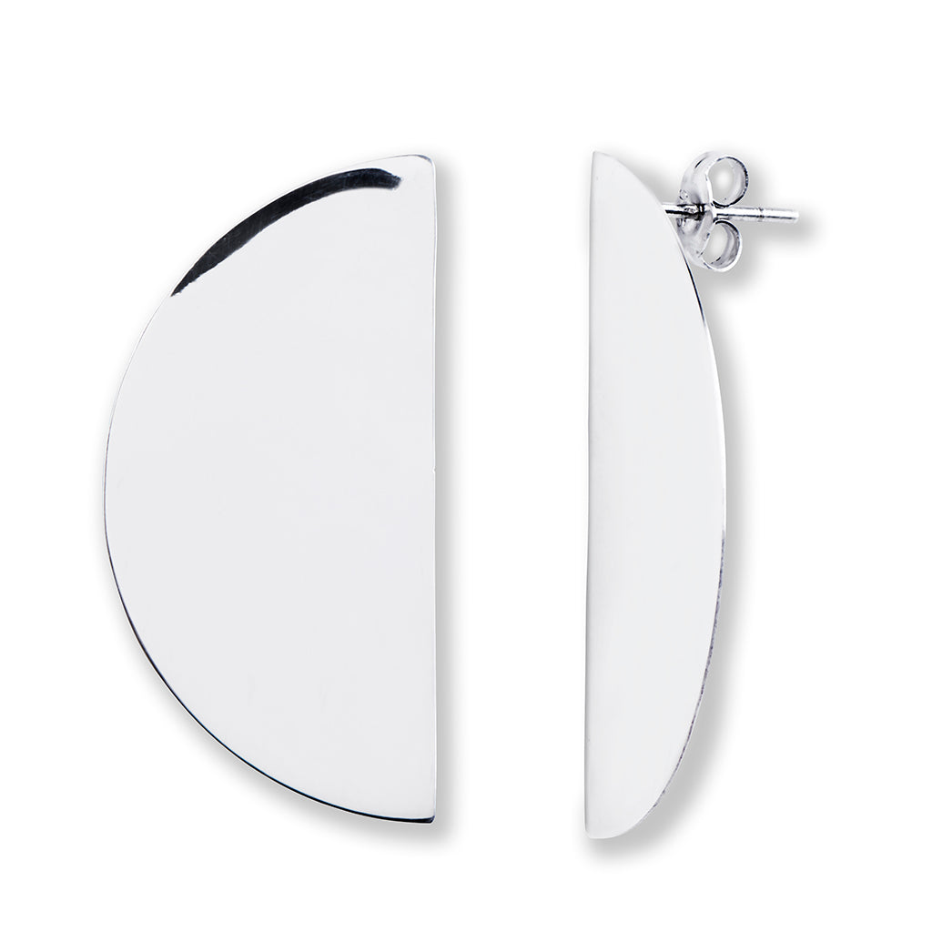 Matilda Earrings Silver