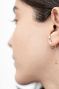 Hoxton Earrings Silver