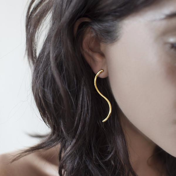 Orm Earrings