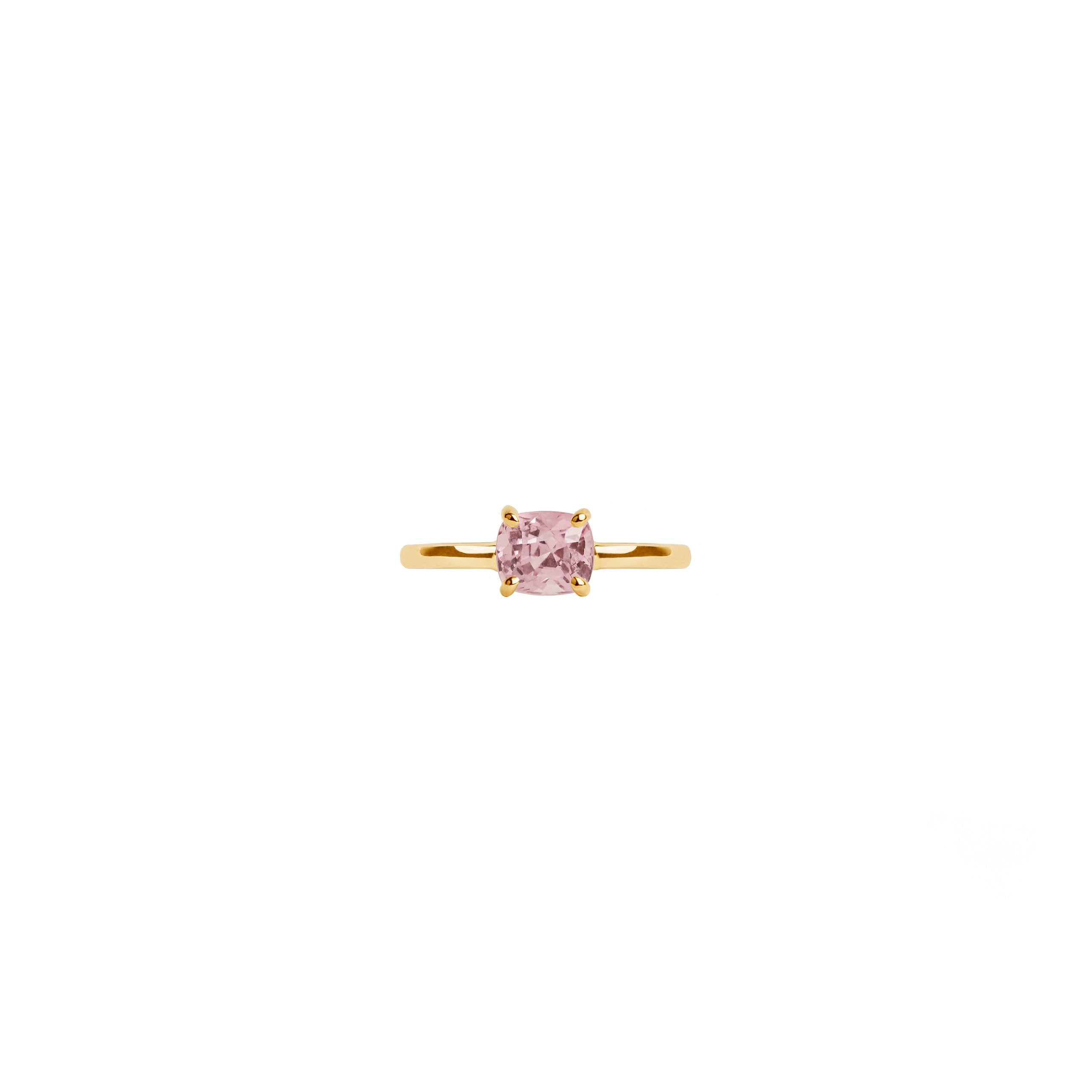 Build your own 14k Gold Spinel Ring