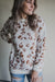 Anna Leopard Sweater