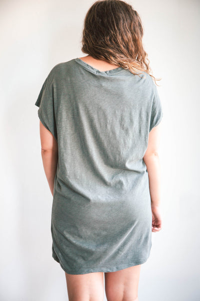 Pia Slub Dress - Z Supply