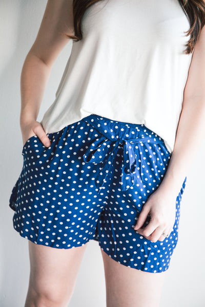 Lily Polka Dot Shorts
