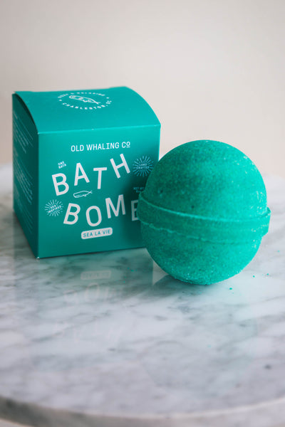 Old Whaling Company Bath Bombs (FINAL SALE)
