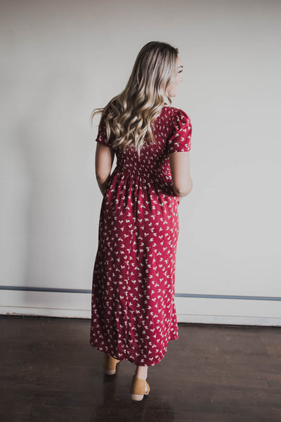 Penny Maxi Dress (FINAL SALE)