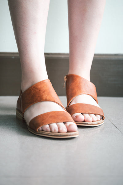 Liana Open-Toe Sandals (FINAL SALE)