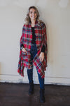 Pocket Poncho - Grace and Lace