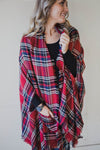Pocket Poncho - Grace and Lace (FINAL SALE)
