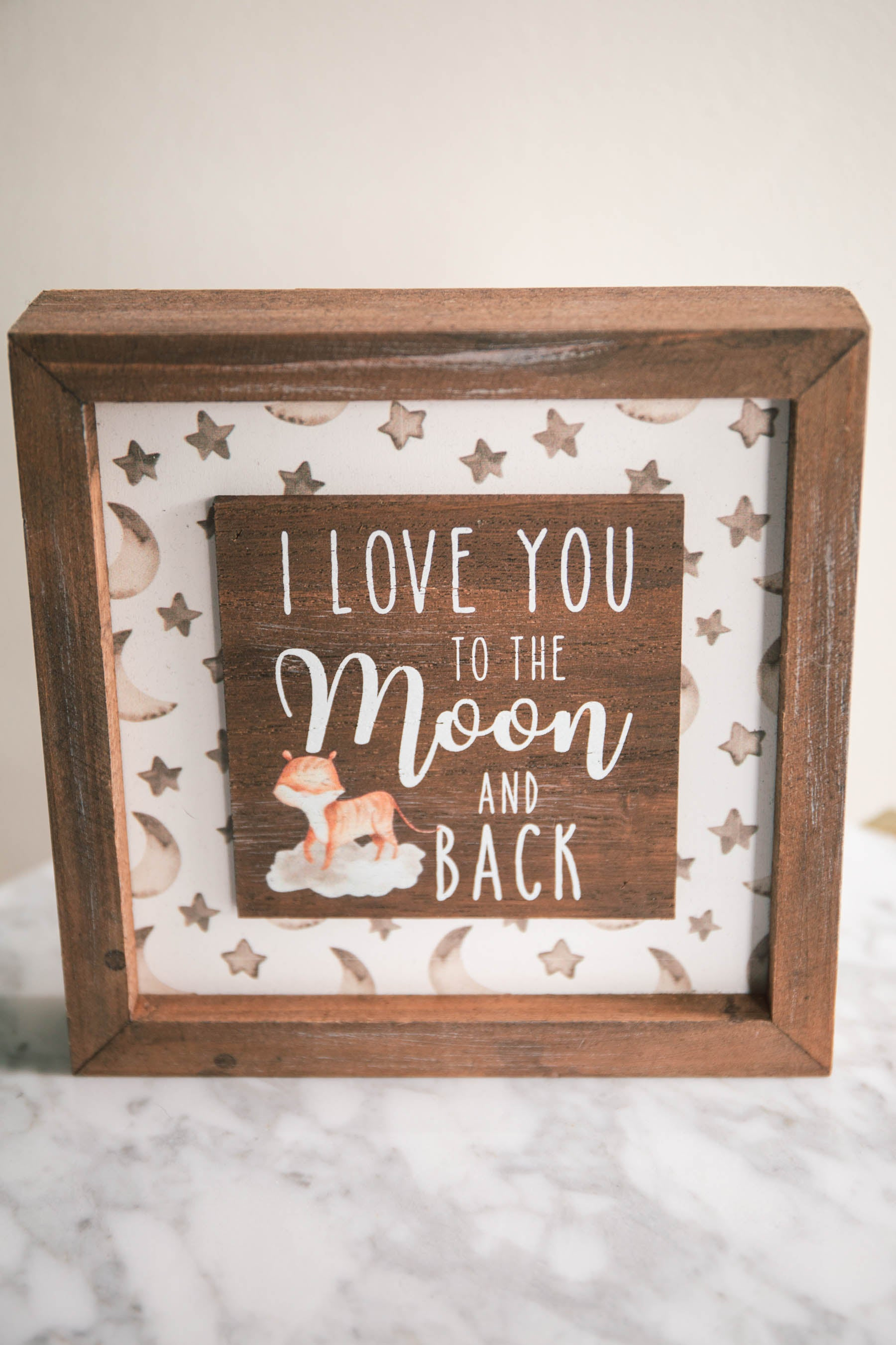 Moon and Back (FINAL SALE)