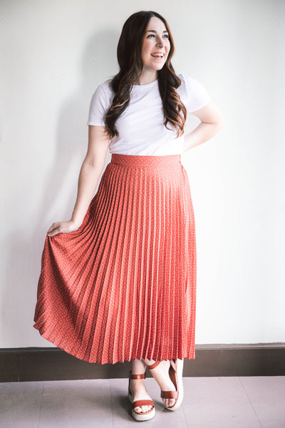 Winona Tiered Skirt (FINAL SALE)