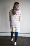 Anaise Striped Cardigan