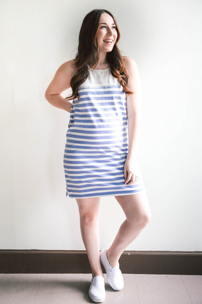 Aya Sun Stripe Dress - Z Supply
