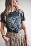 Coffee Graphic Tee (FINAL SALE)