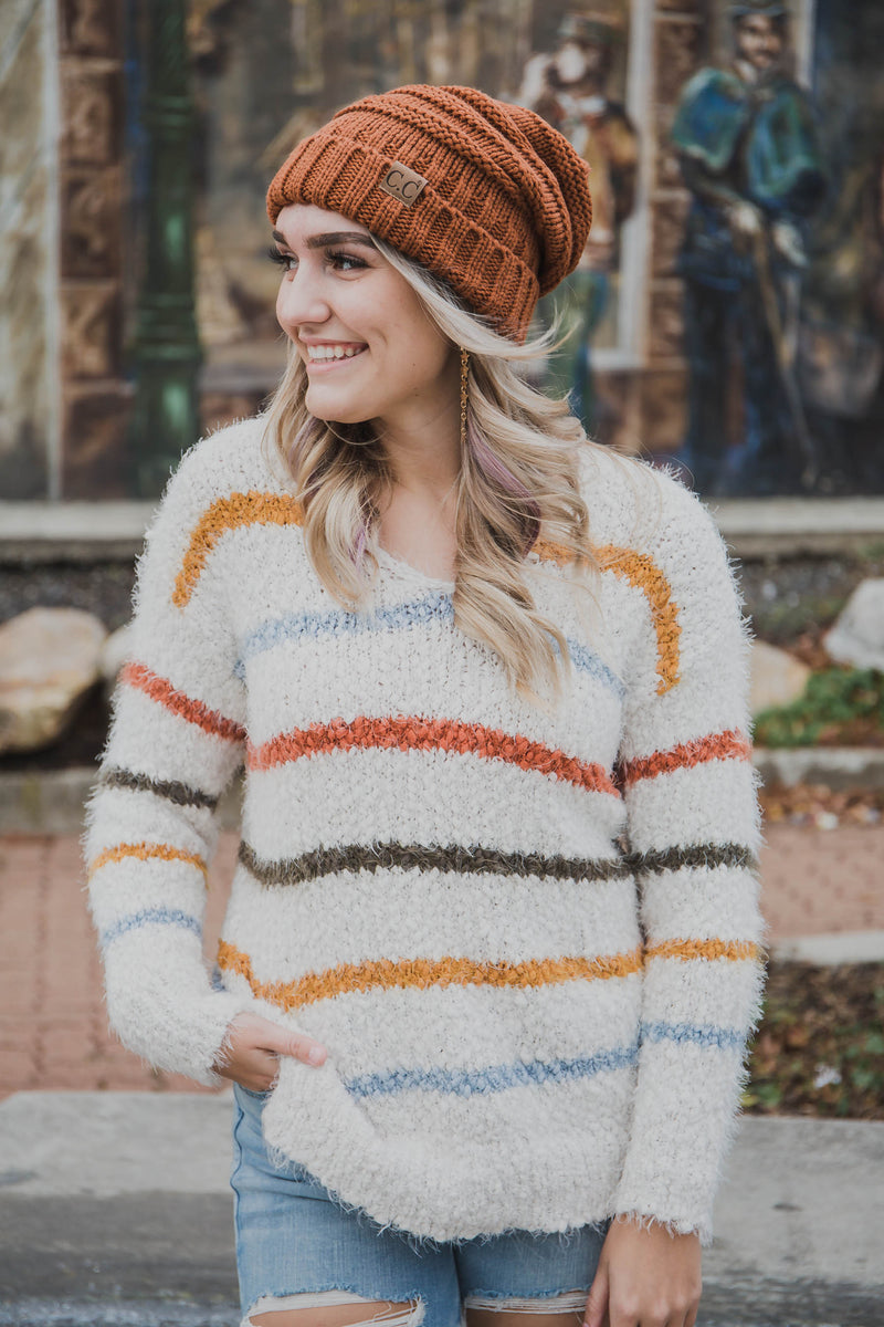 Stacie Super Soft Sweater
