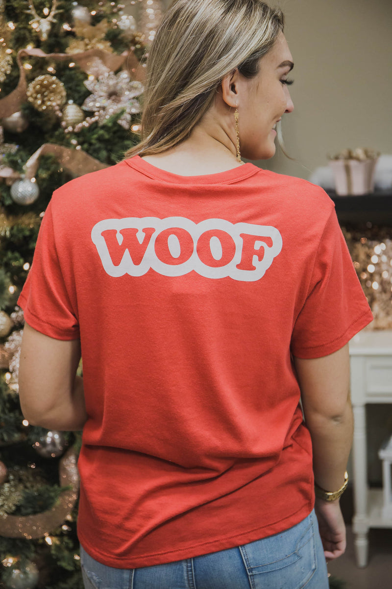 Buzz Your Girlfriend Woof Tee