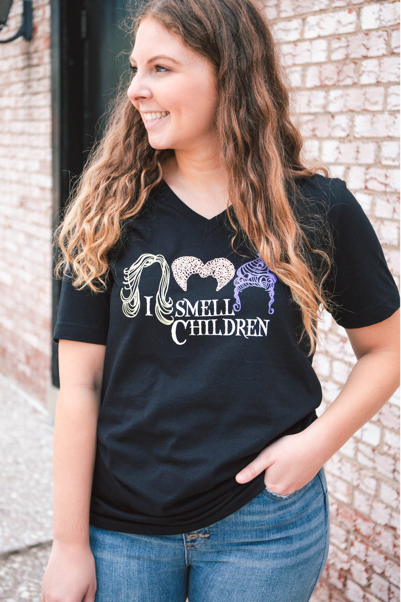 """I Smell Children"" Graphic Tee"