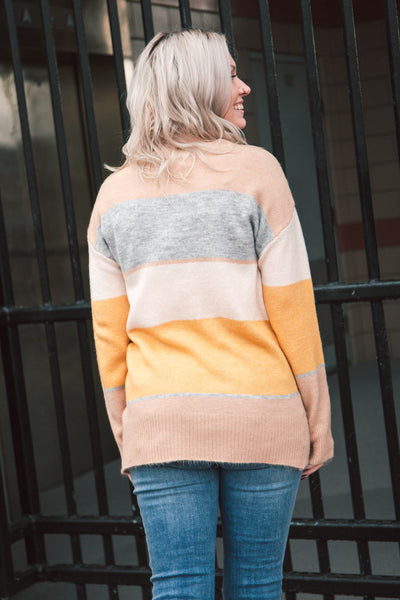 Haile Striped Sweater