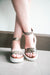 Lunna Snakeskin Sandals (FINAL SALE)