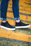 Landry Slip-On Canvas Sneakers - Holiday Special (FINAL SALE)