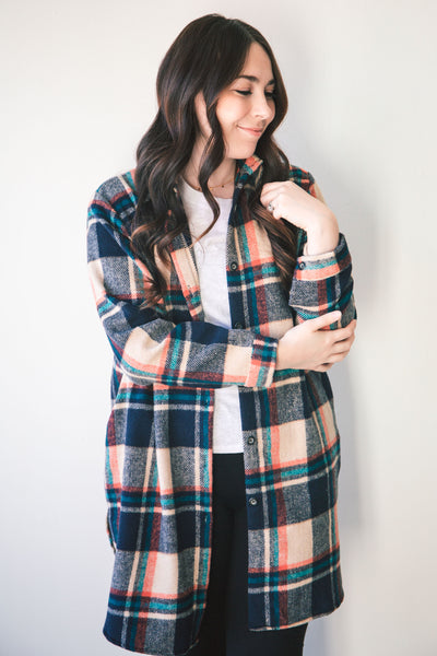 Anna Flannel Shirt