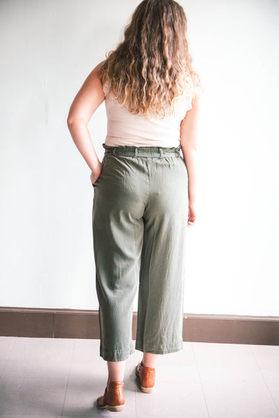 Wishful Belted Pants