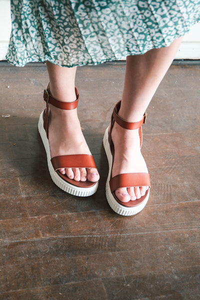 Lunna Platform Sandals - MIA (FINAL SALE)