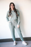 Gracie Off-Shoulder Jumpsuit