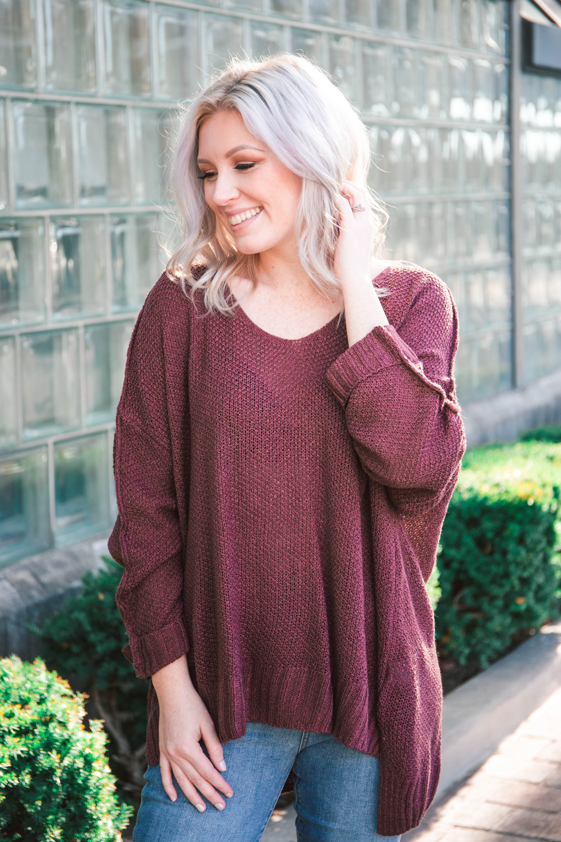 Isaac Textured Sweater