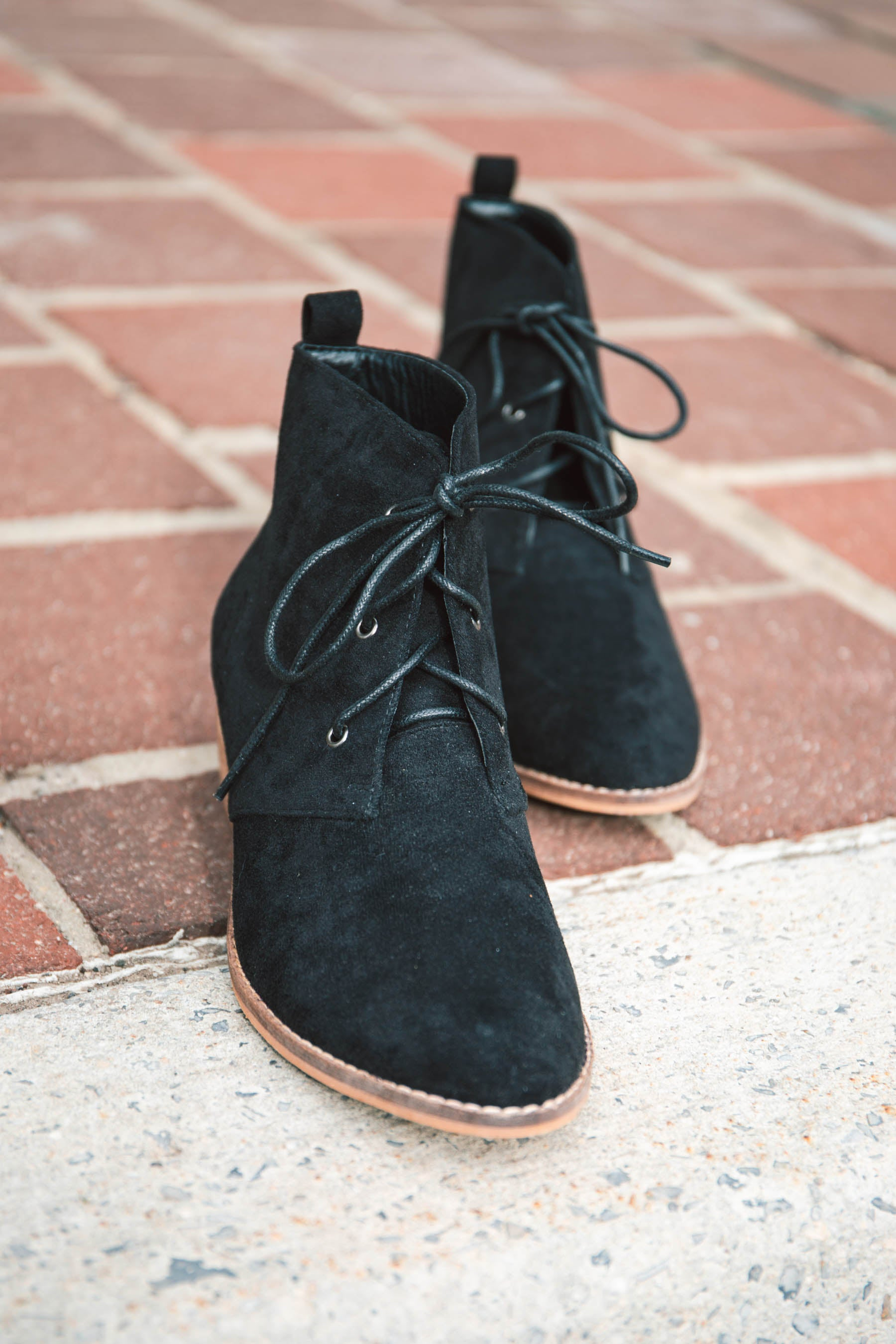 Denver Lace-Up Bootie - BLACK FRIDAY SPECIAL (FINAL SALE)