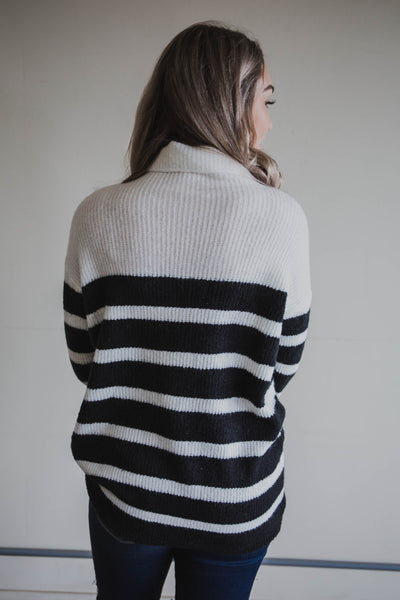 Dani Turtle Neck Sweater (FINAL SALE)