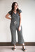 Tammy Drawstring Jumpsuit (FINAL SALE)